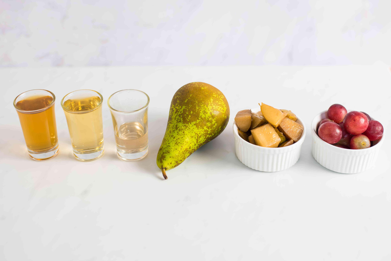 Pear cocktail ingredients