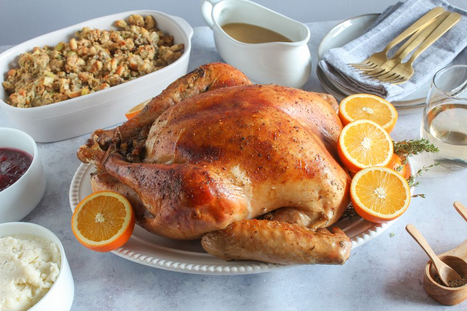 Beer basted turkey recipe