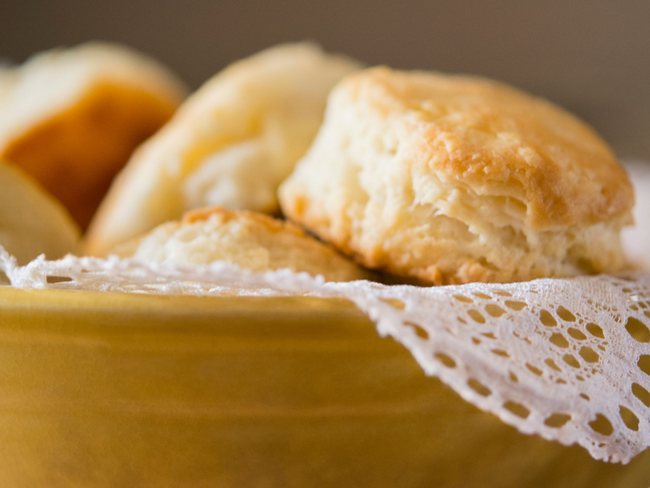 How to Make Biscuits That Are Homemade