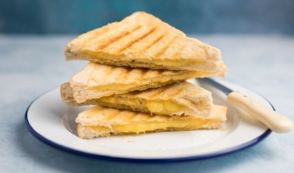 The Great British cheese toastie recipe