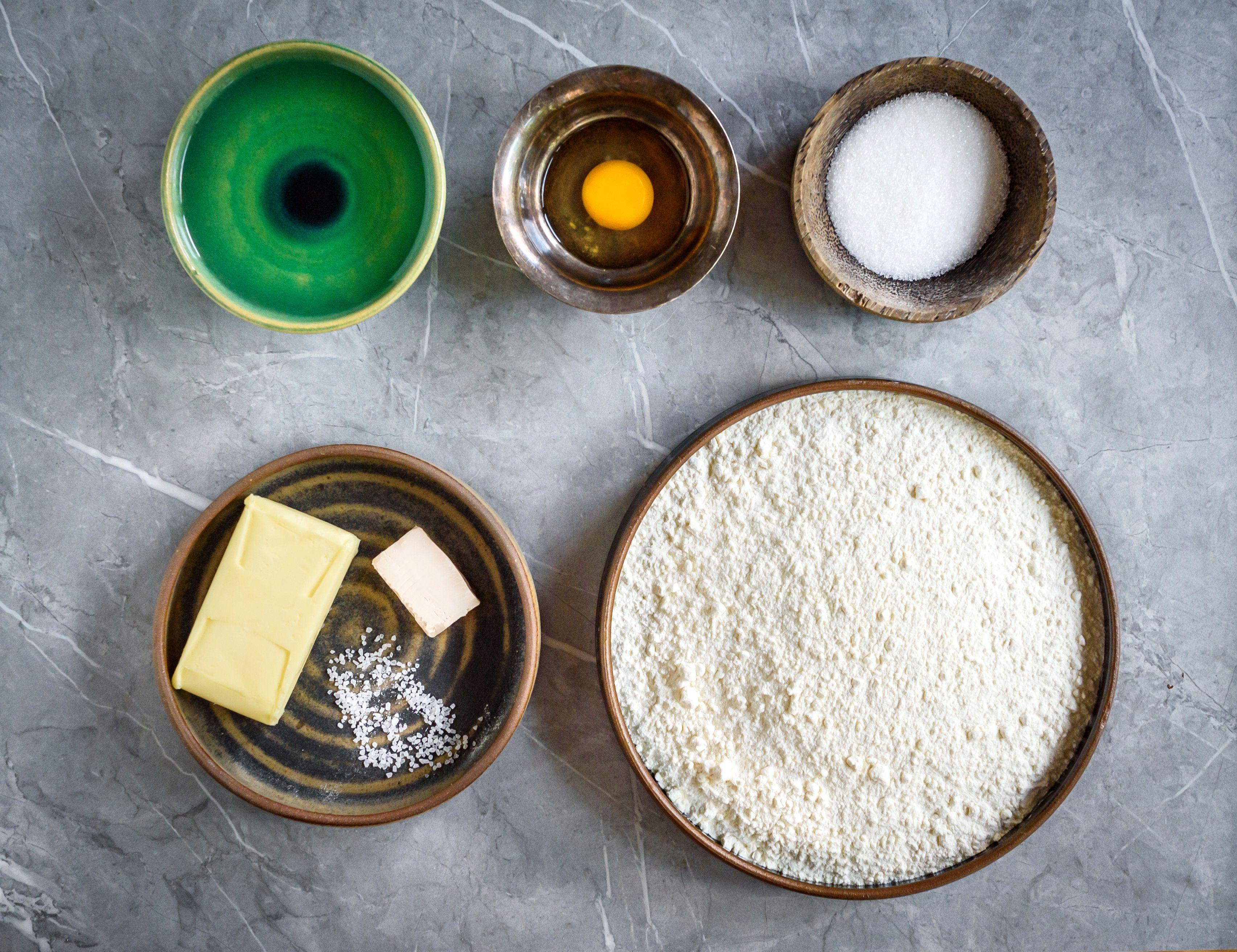 Doughnuts Recipe ingredients
