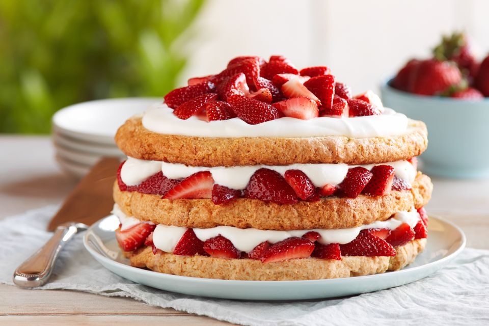 Classic Strawberry Shortcake Recipe
