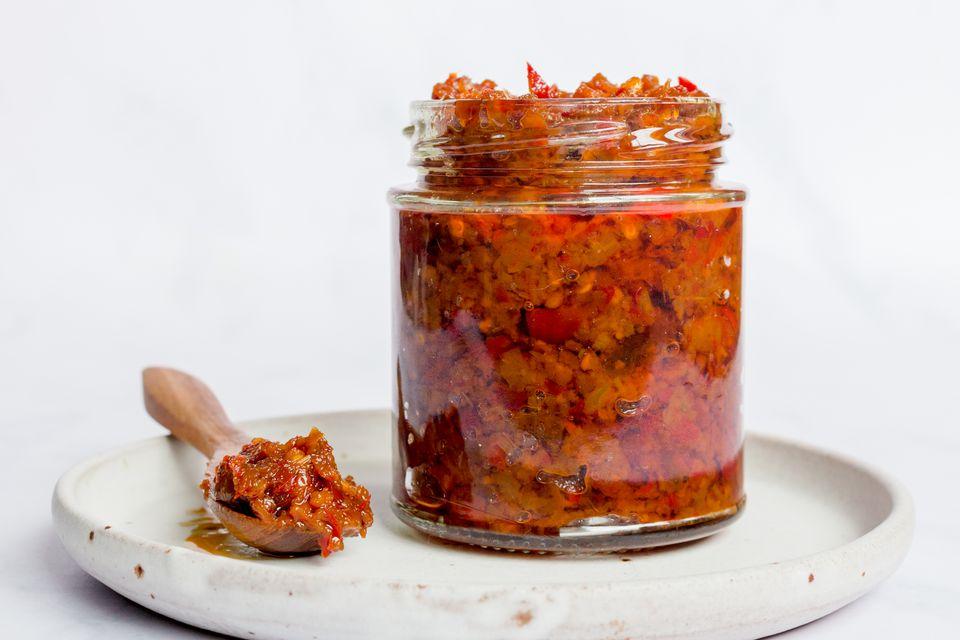 Malaysian Sambal Sauce