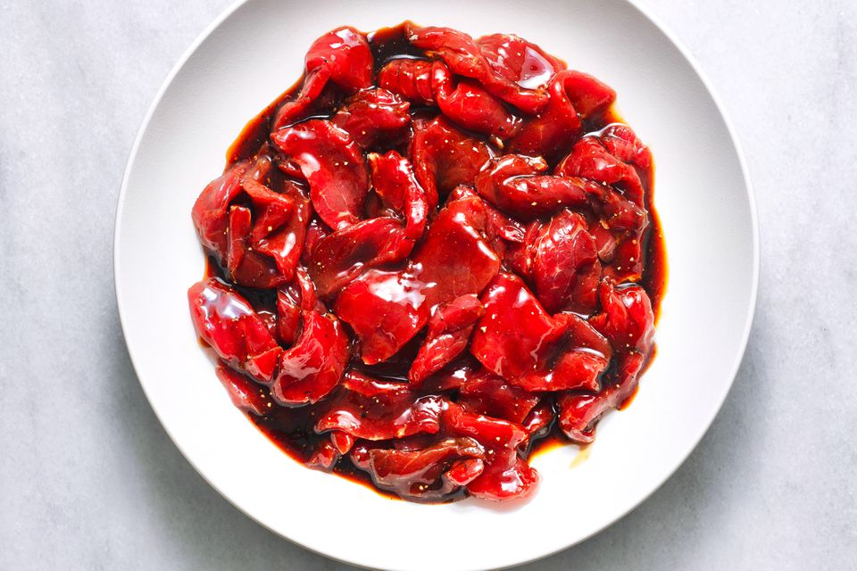 Beef Marinade for a Chinese Stir-Fry