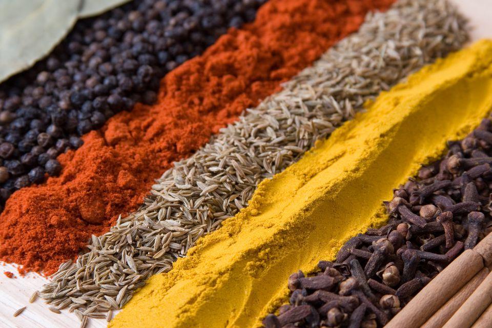 Baharat spice