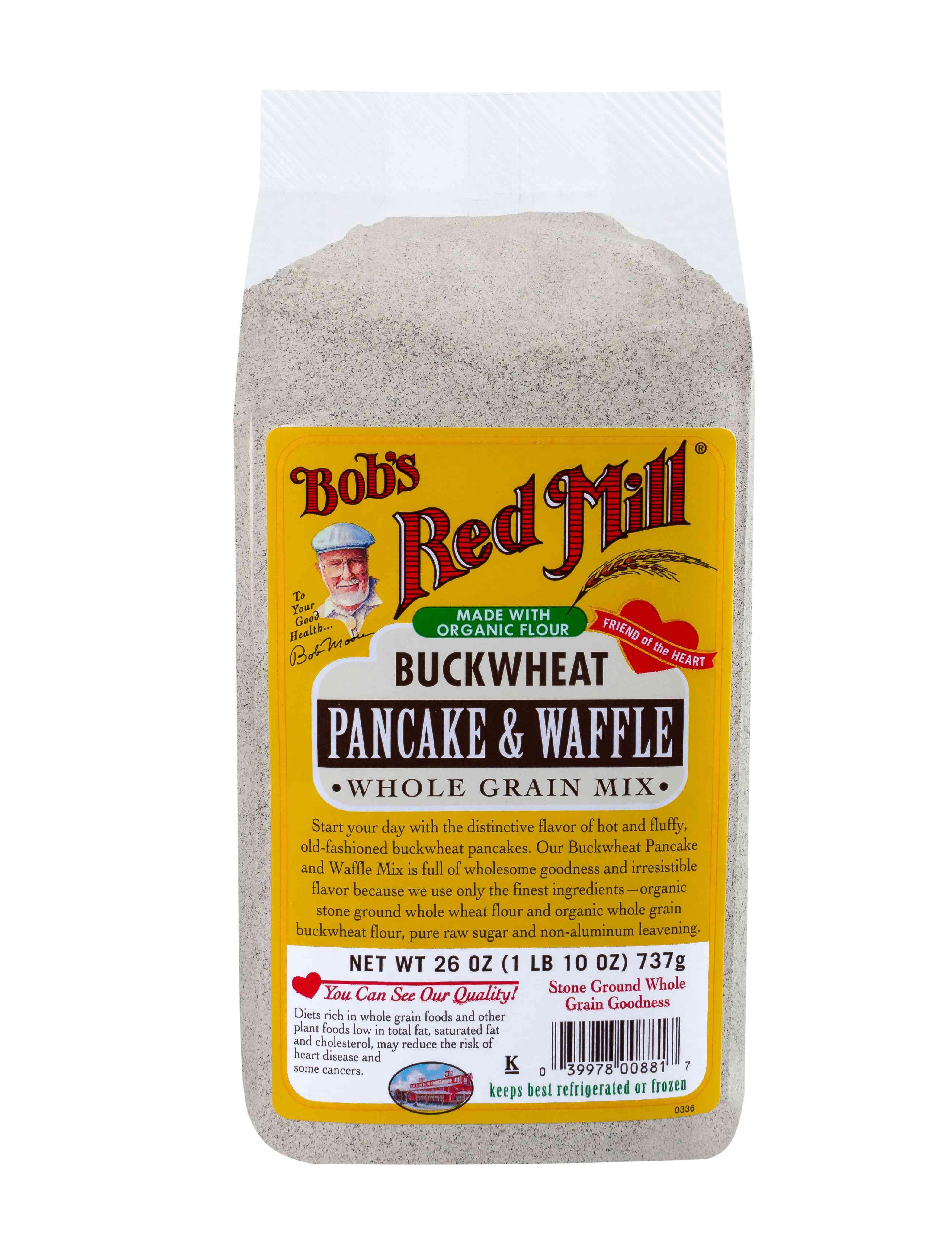 Bob's Red Mill Buckwheat Pancake Mix