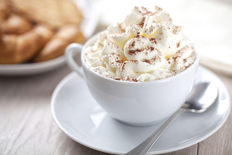 ski lift hot chocolate