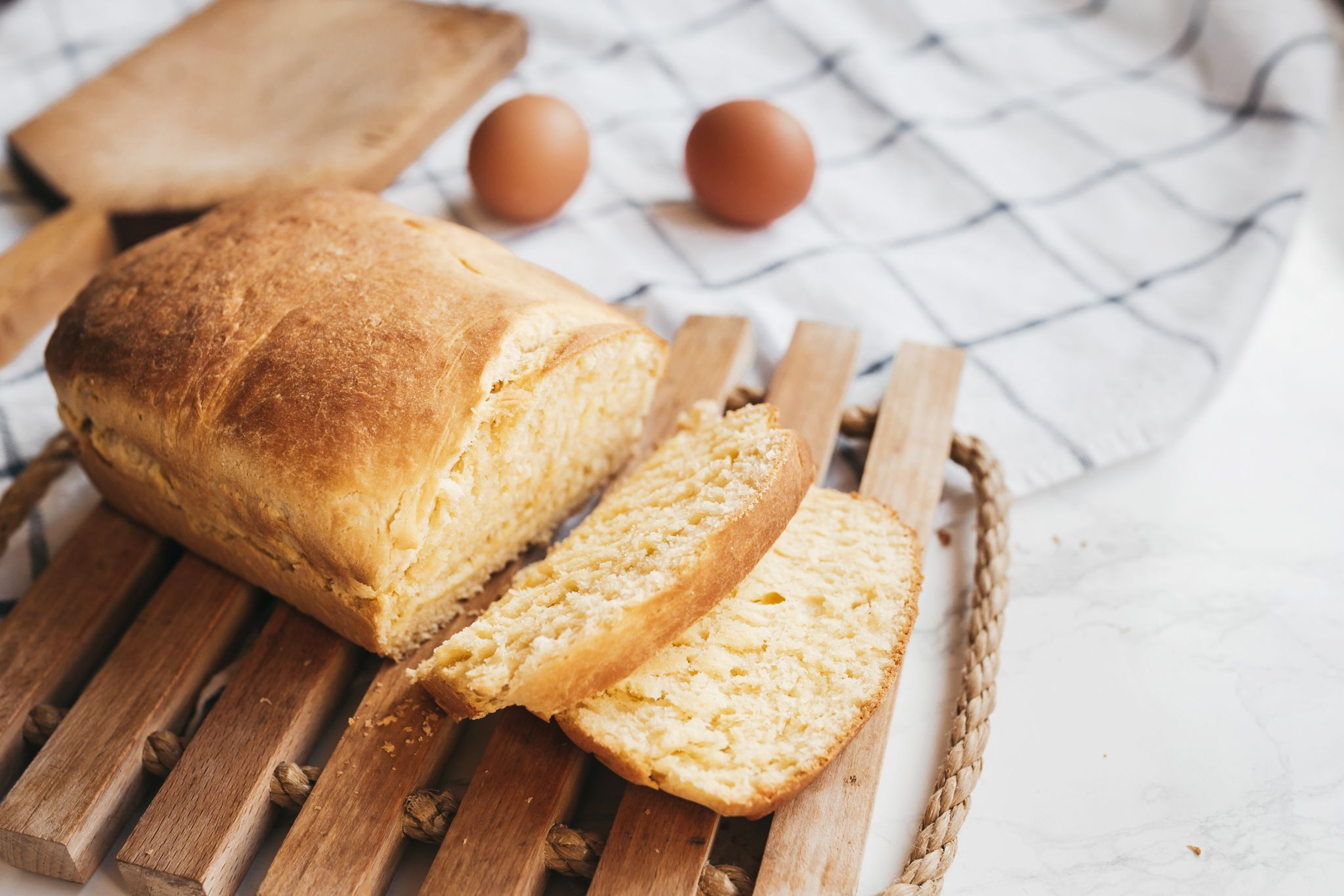 Butter and Egg Bread