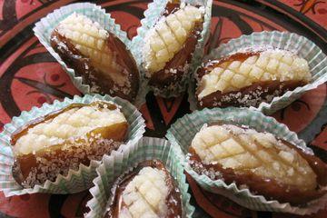 Moroccan Stuffed Dates