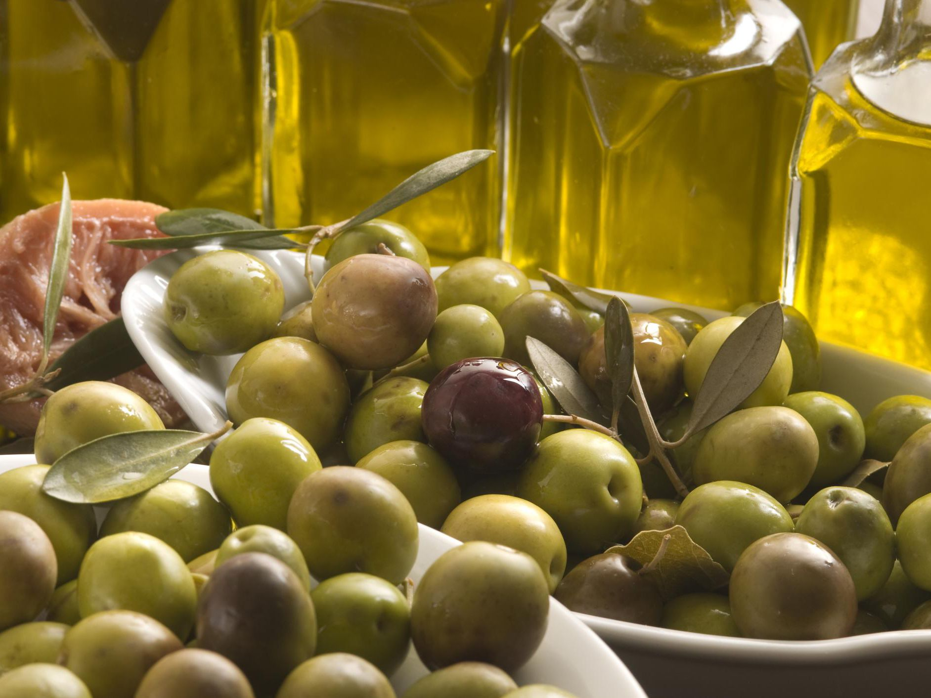 olive oil whole food diet