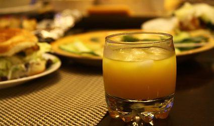 A glass of Kayree Ranha