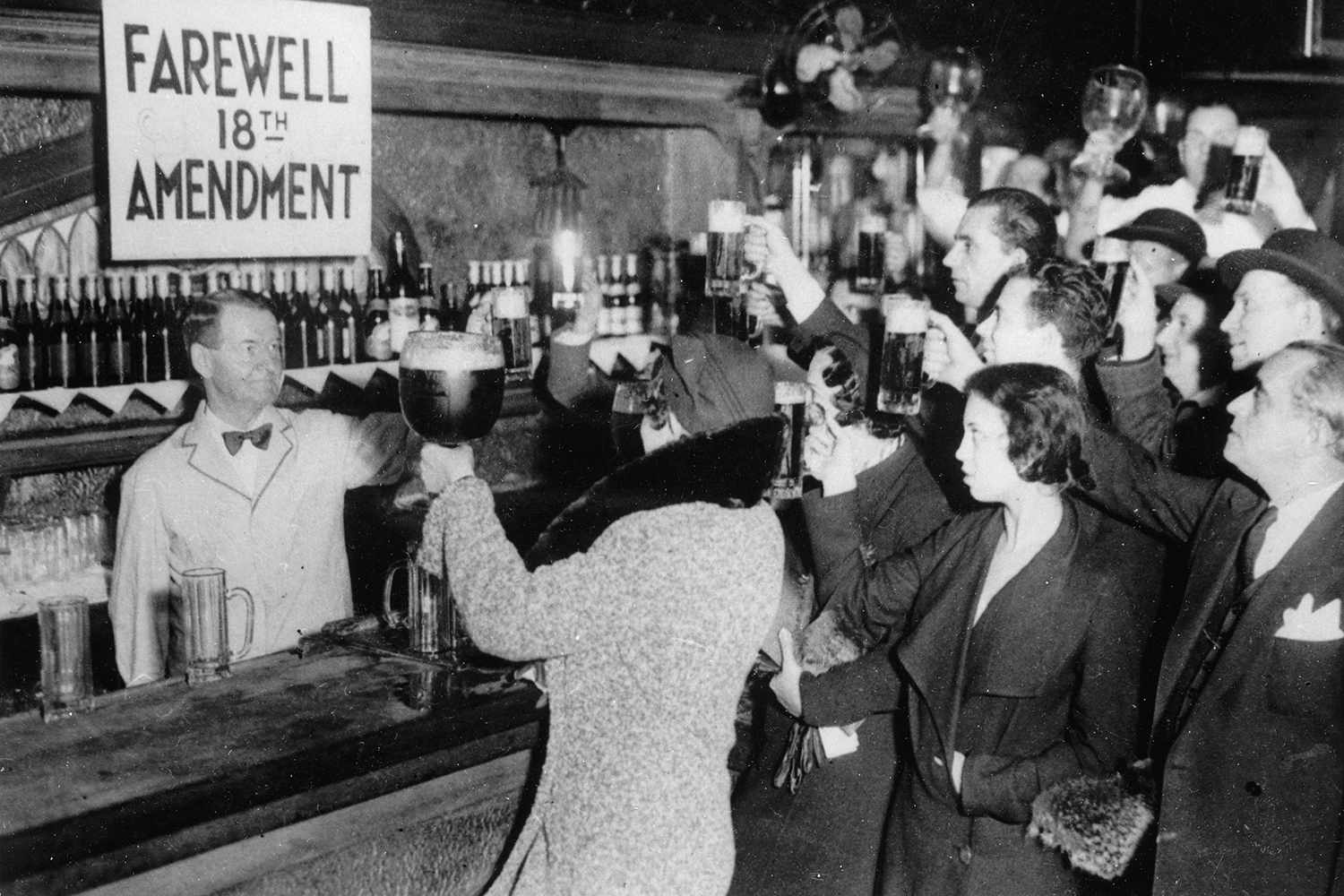 quick facts about prohibition & repeal in the u.s.