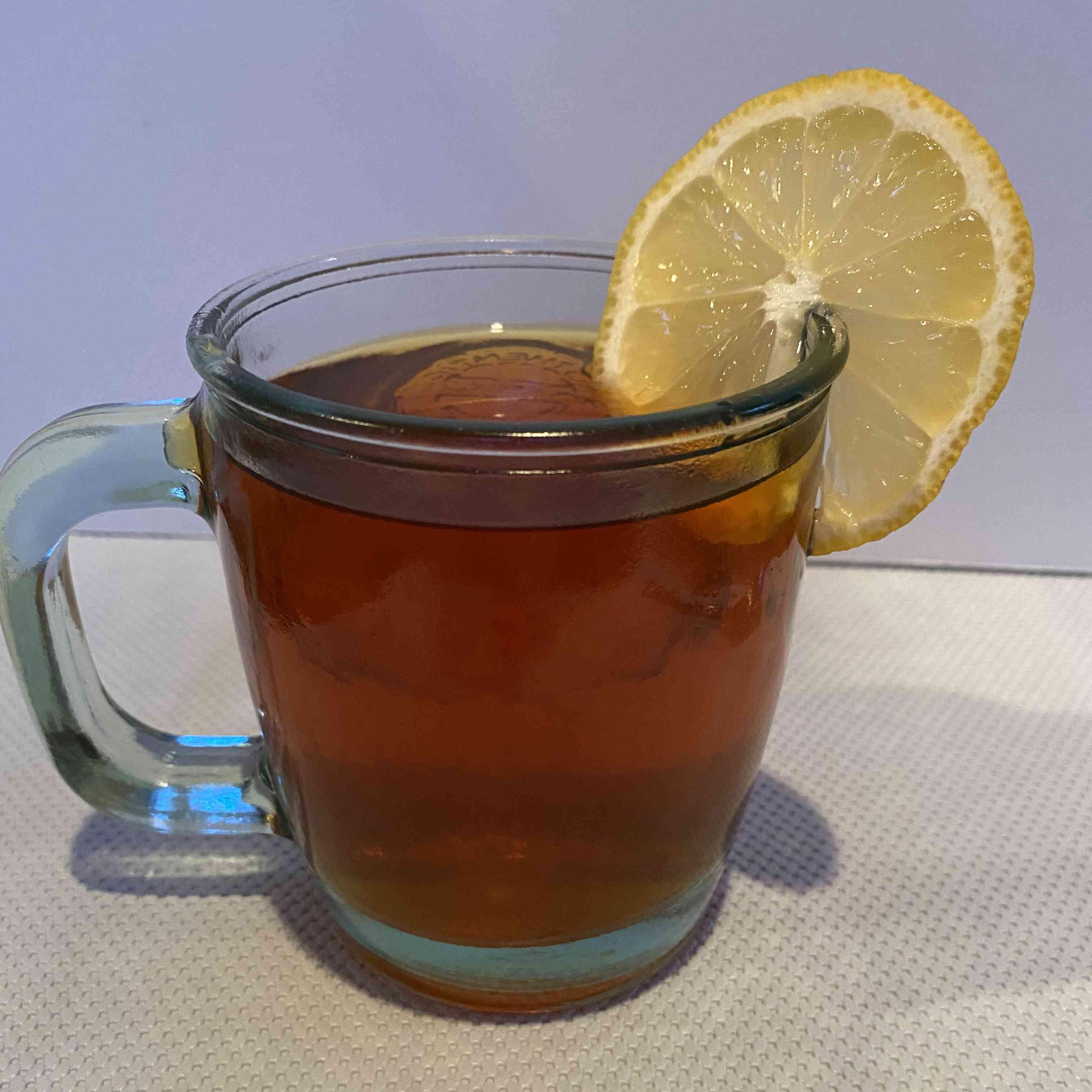 Simple Middle Eastern Lemon Tea Test Image