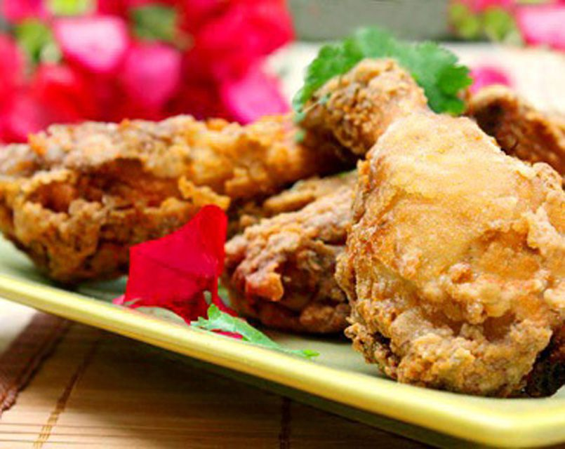 Thai Fried Chicken Recipe
