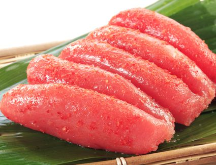 Raw Spicy Mentaiko (Cod or Pollock Roe)