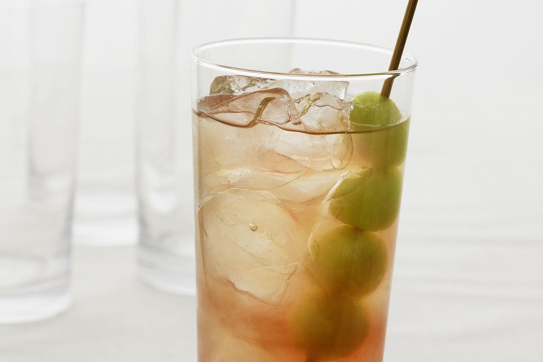 Easy Honey Deuce Cocktail Recipe - Grey Goose Vodka