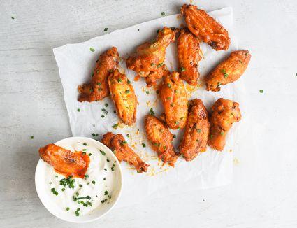 Air Fryer Wings