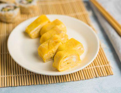 Japanese tamagoyaki recipe