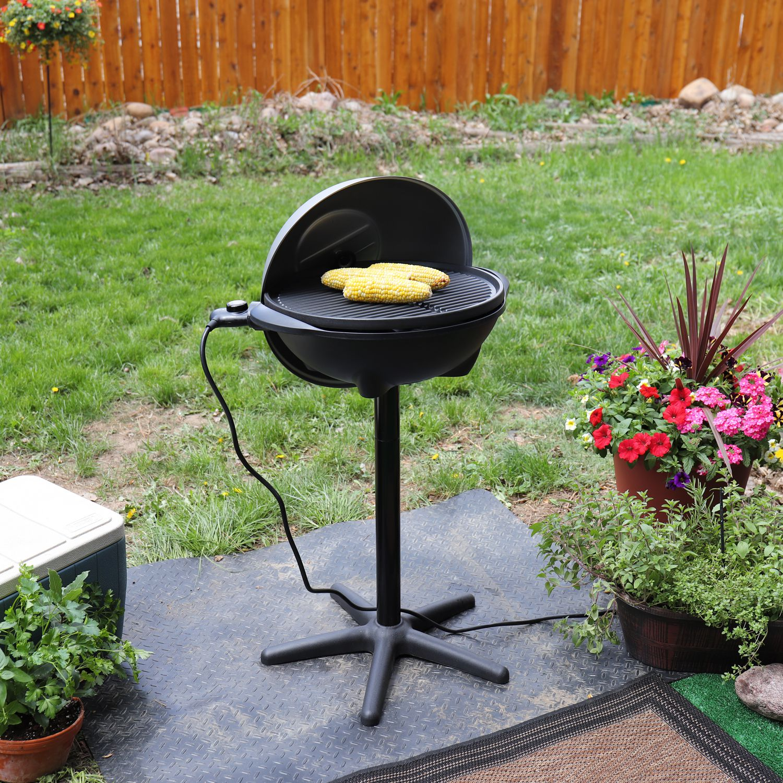 George Foreman Indoor Outdoor Grill Review Efficient