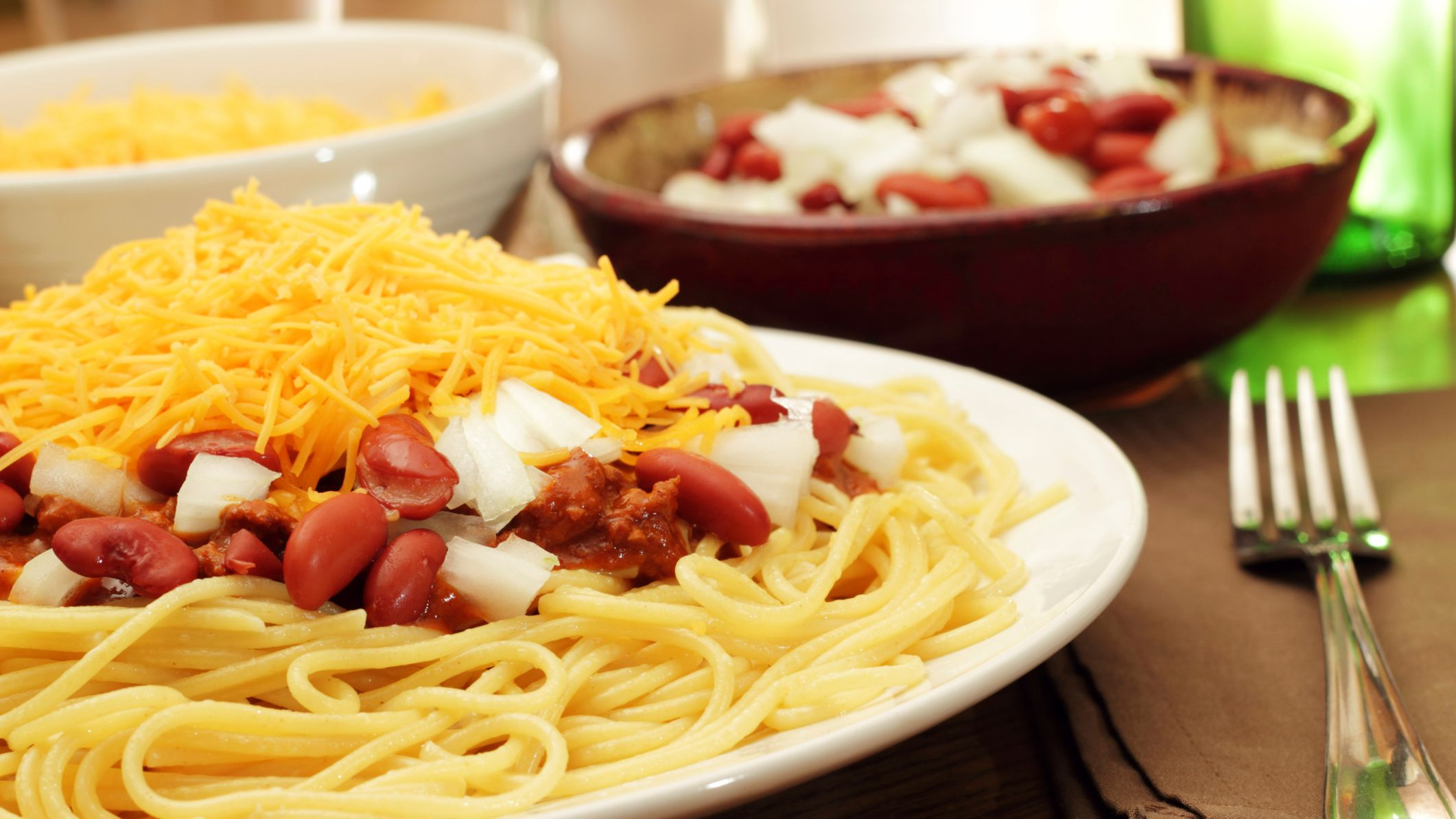 Slow Cooker Cincinnati Style Chili Recipe