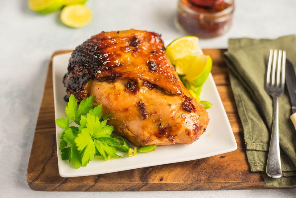 Chipotle turkey breast recipe