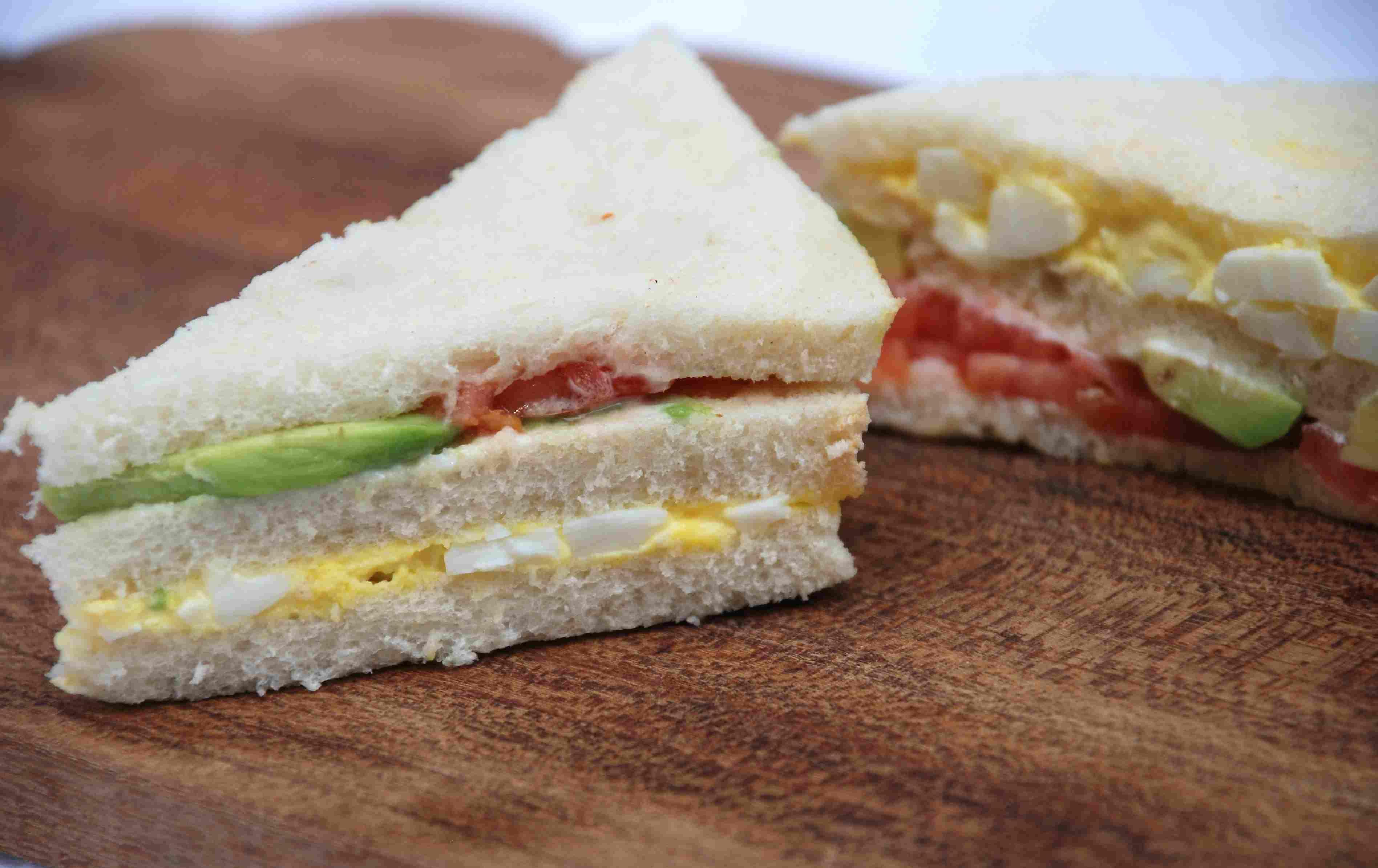 Peruvian sandwich