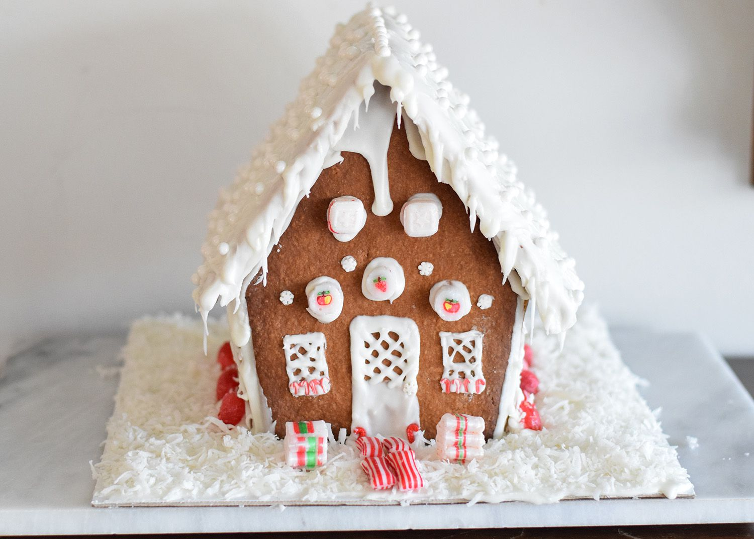 Royal Icing Recipe For A Gingerbread House
