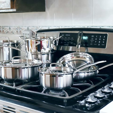 Cuisinart Multiclad Pro Stainless 12 Piece Cookware Set Review