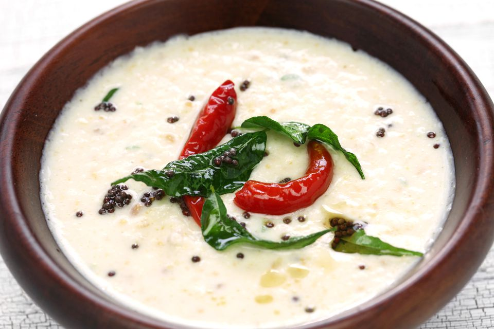 Indian coconut chutney