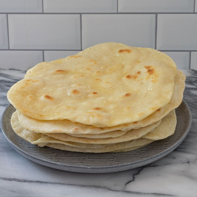 West Indian-Style Roti (Flatbread) Tester Image