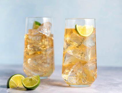 Classic whiskey ginger recipe