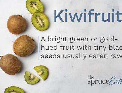 what is kiwi fruit