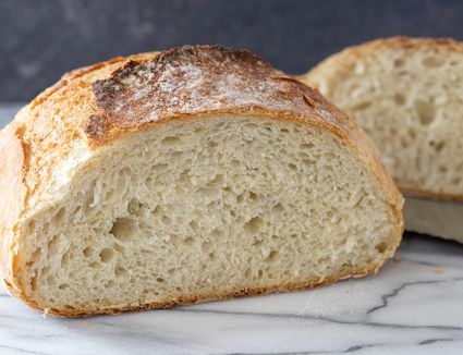 Instant Pot (no-knead bread) Bread