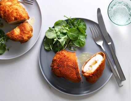 Polish Breaded Chicken Cutlets - Kotlet Kurczeta