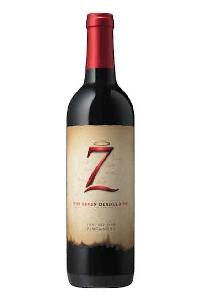 The Seven Deadly Zins Zinfandel