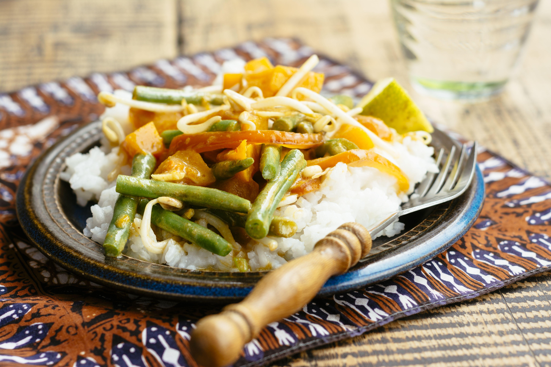 Vegetarian and Vegan Thai Recipes