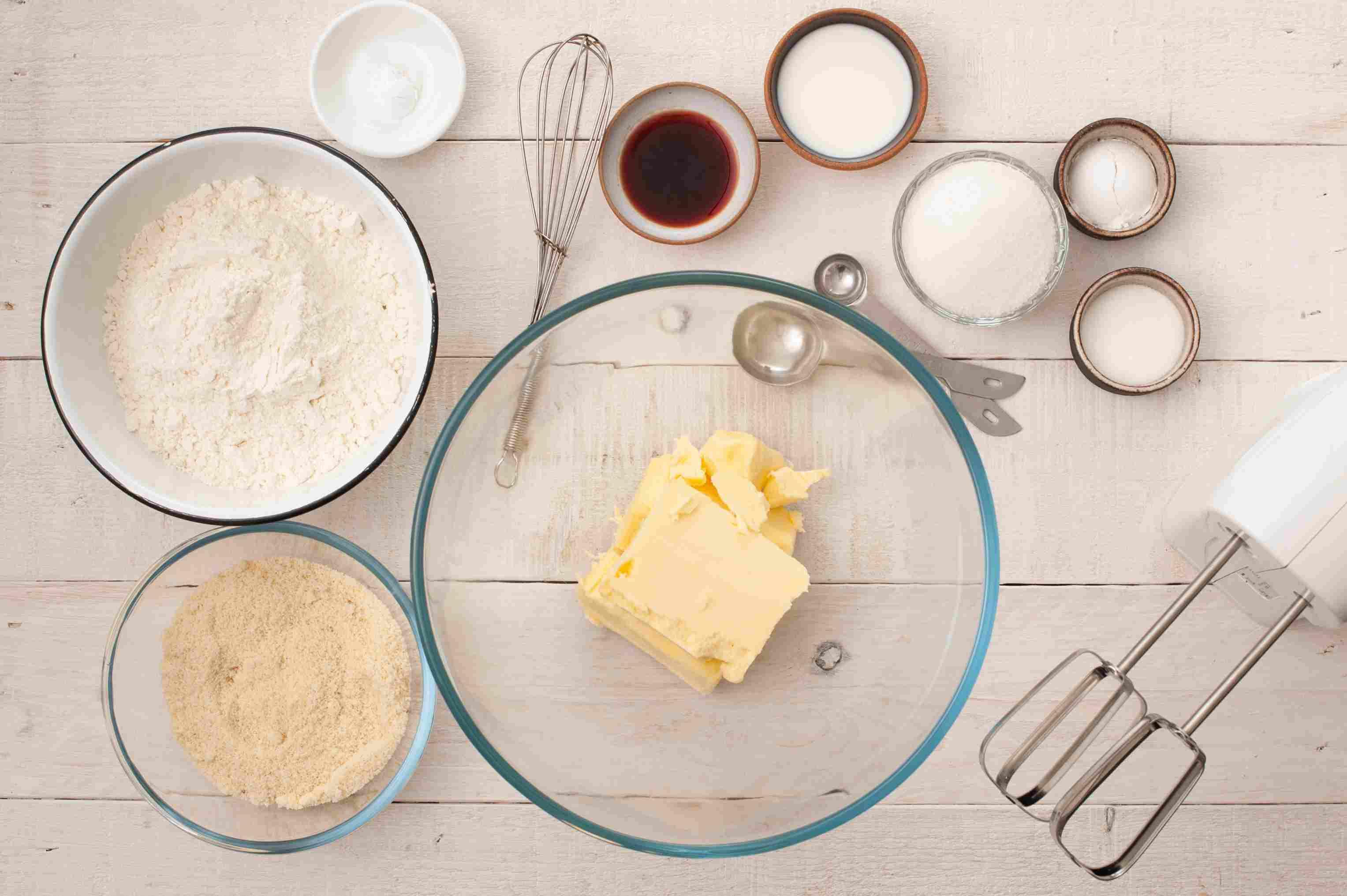 Polish Vanilla Cookies recipe