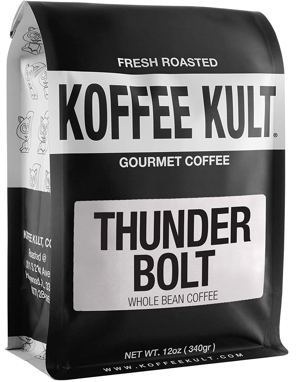 Koffee Kult Thunder Bolt Dark Roast