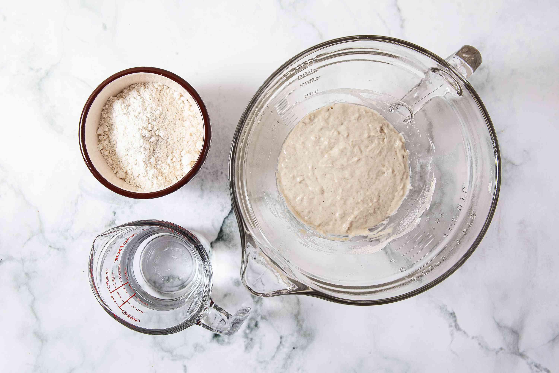 Homemade Sourdough Starter