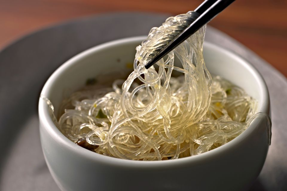 Glass (cellophane) noodles