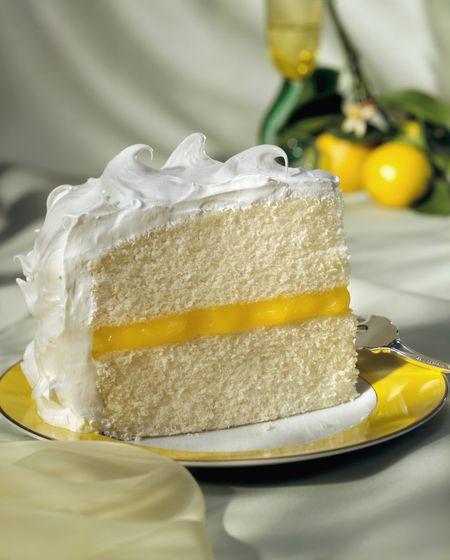 Sunny Lemon Cake Recipe From Piece Of Cake