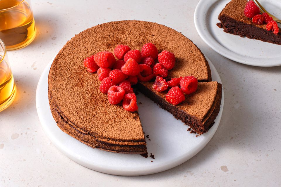Rich French Chocolate Gateau Recipe