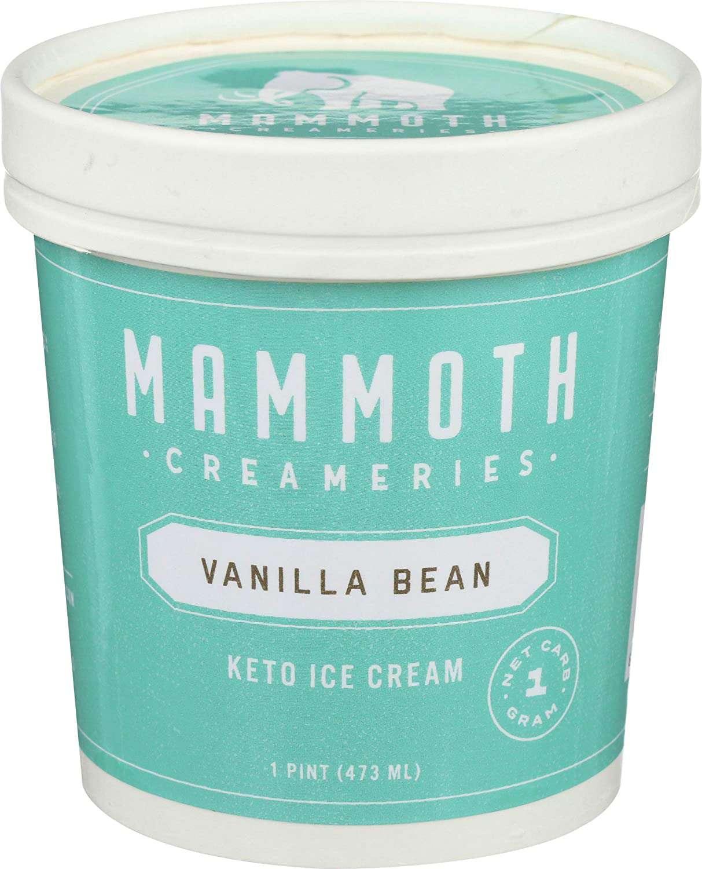 mammoth creameries vanilla bean