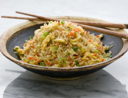 Photo instructions and recipe for fried rice an easy and delicious chicken fried rice recipe ccuart Images