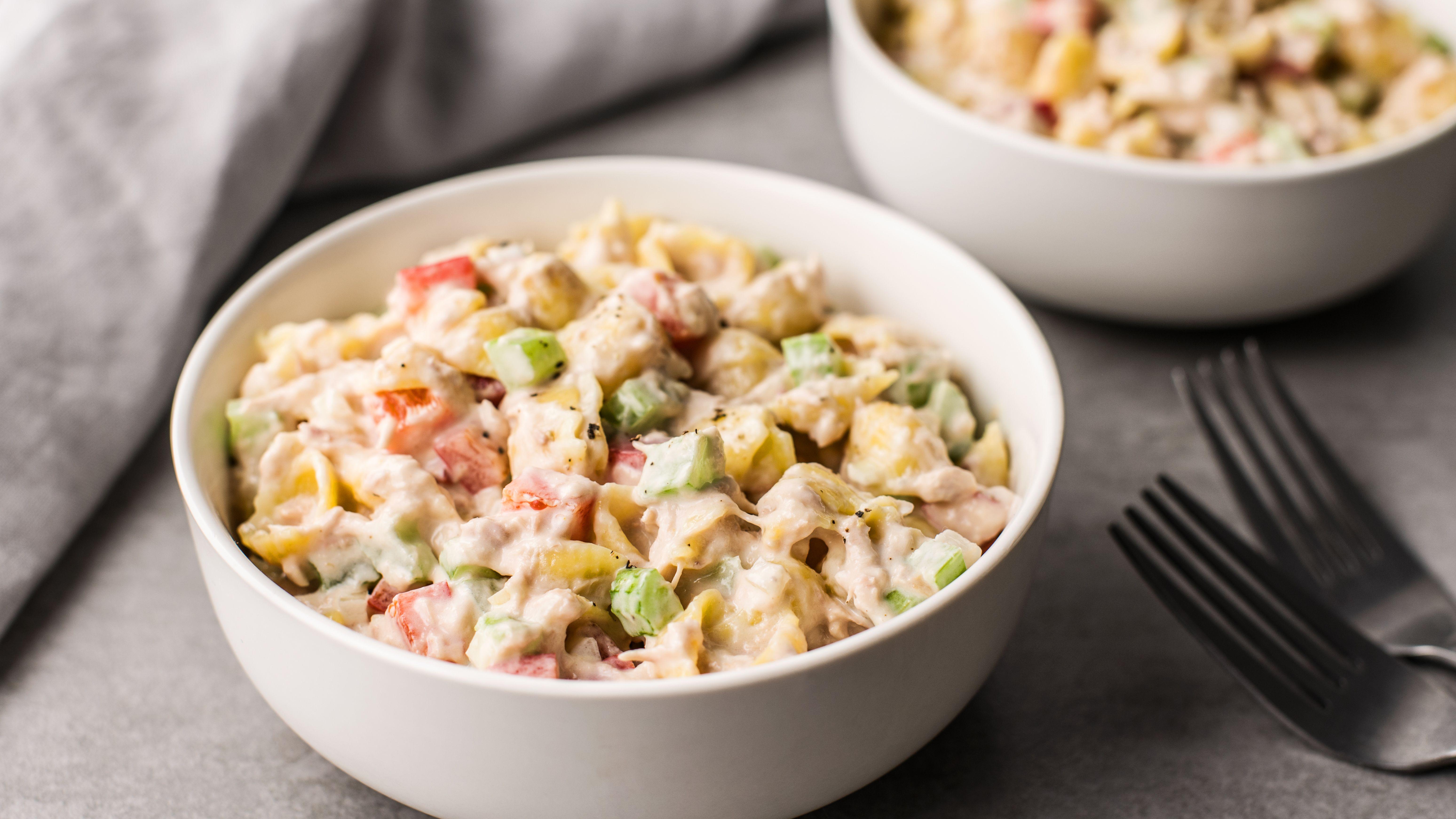 Hawaiian Macaroni Salad Recipe Tuna