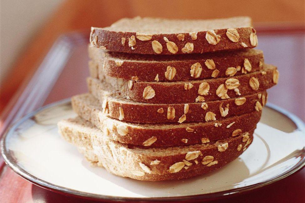 One-Loaf Oatmeal Bread
