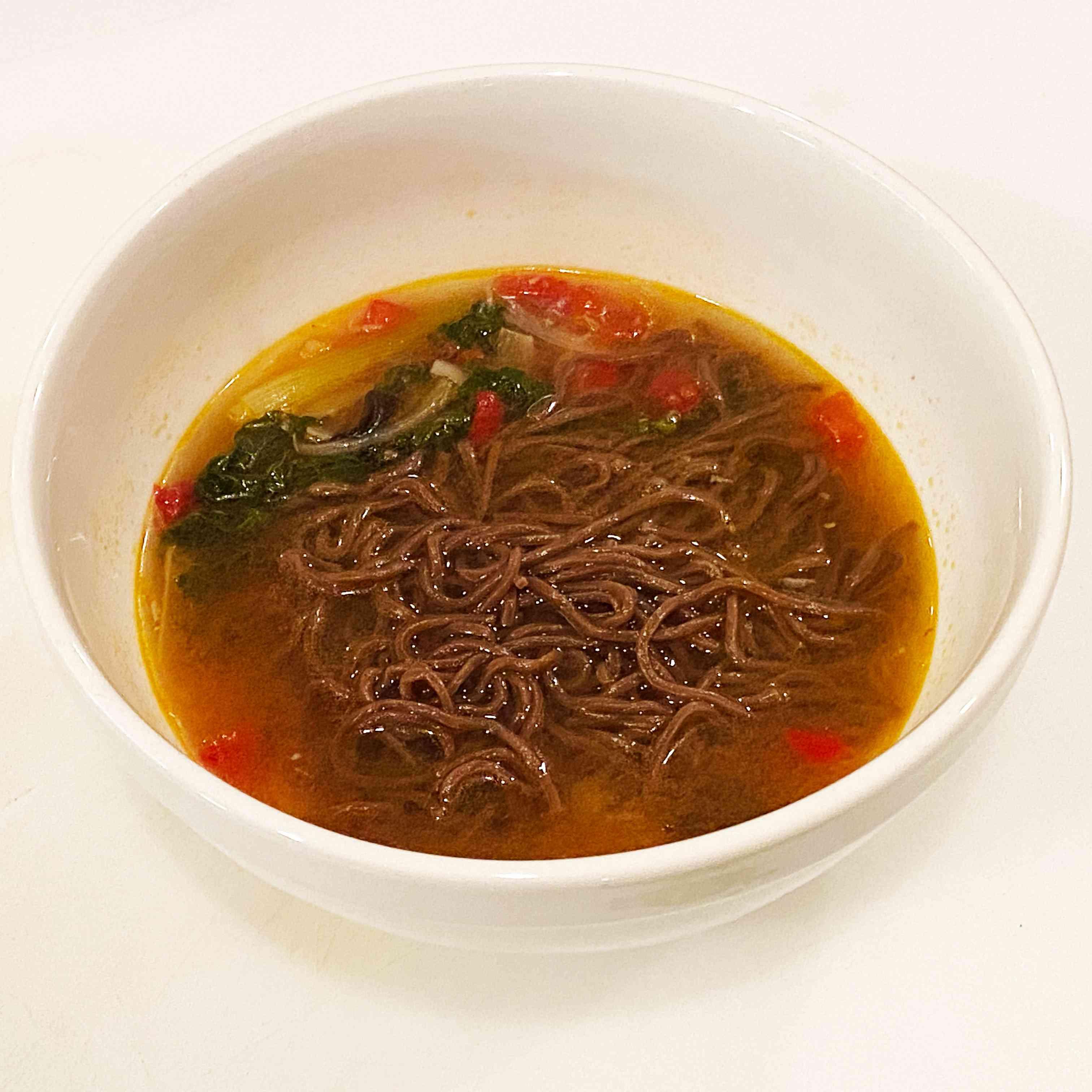 Lunar New Year Longevity Noodles: Misua Soup/Tester Image