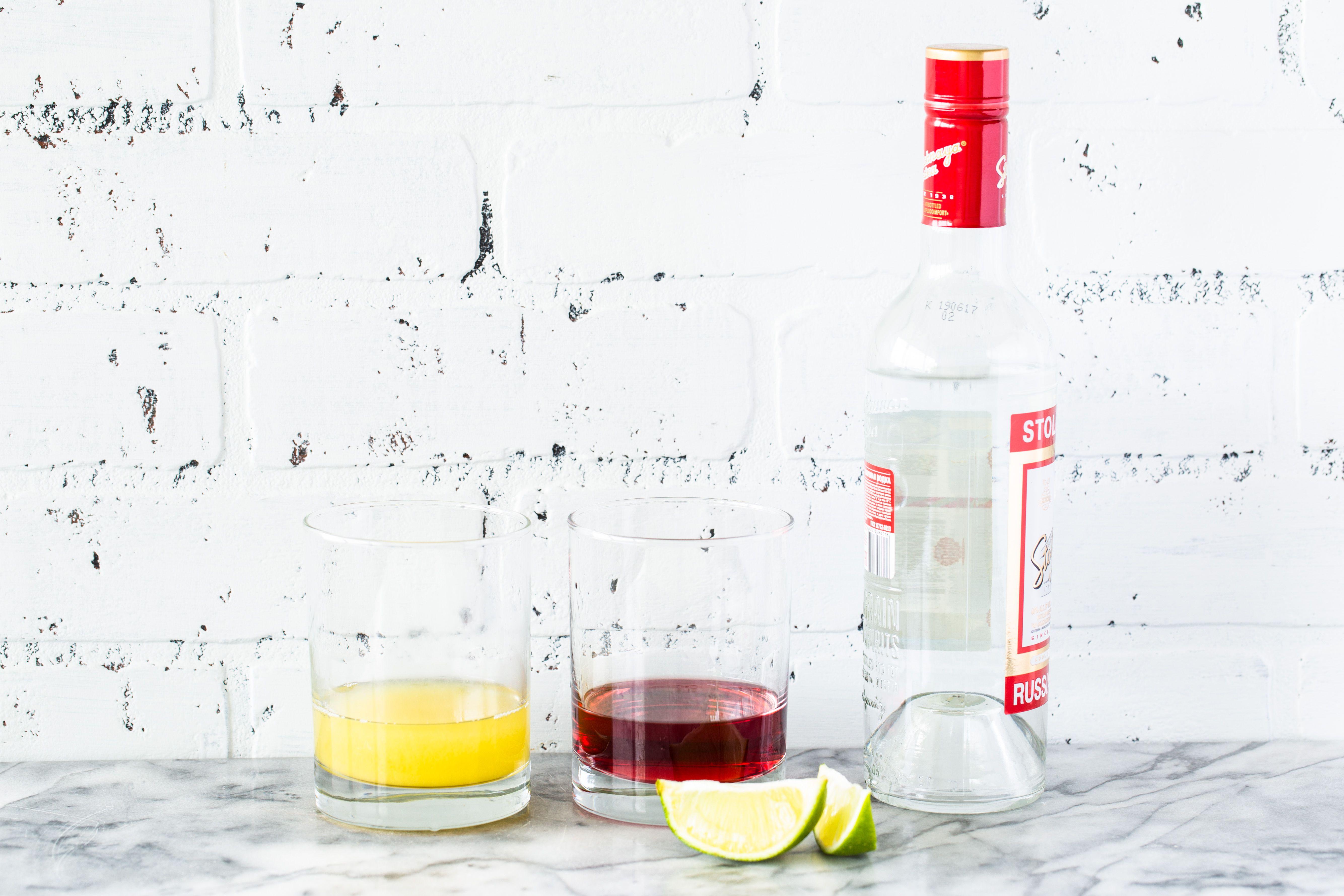 Bay breeze cocktail ingredients