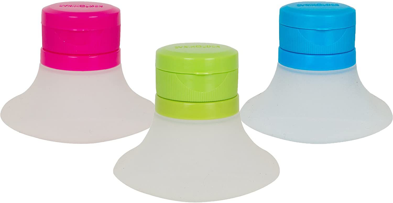 Evriholder Dressing 2 Go Containers