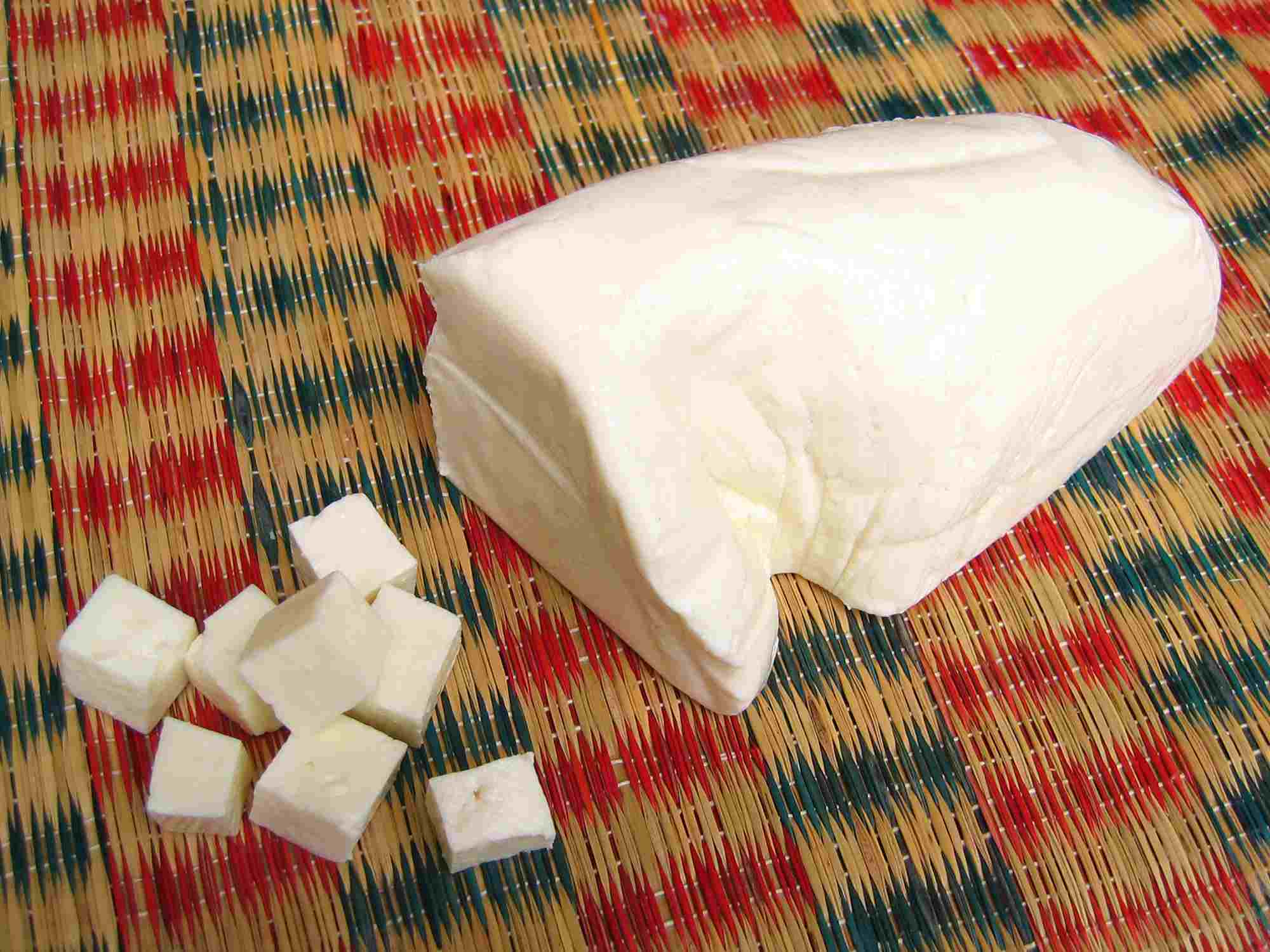 How to Make Your Own Paneer (Indian Cottage Cheese)